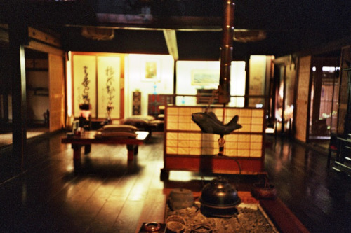 Tea House Takamatsu 2005 by MichaelMr - Lomography