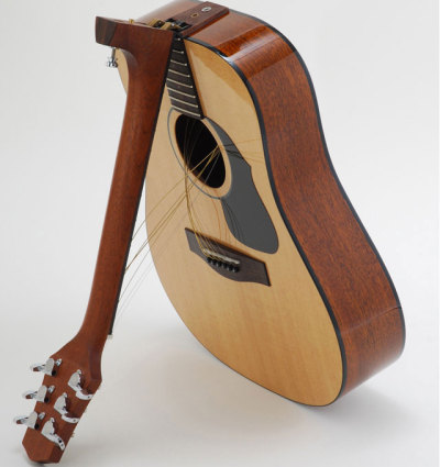Folding Travel Guitar by Voyage-Air