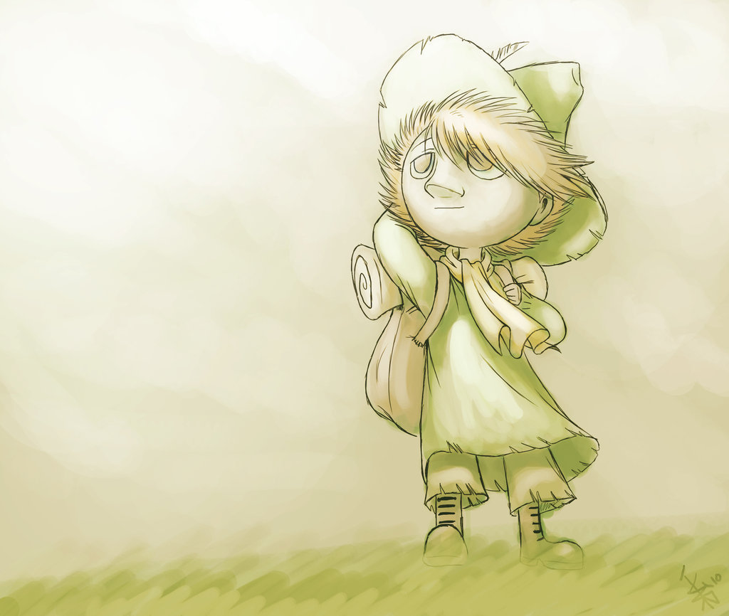 Snufkin - return to the Valley by *nocturnalMoTH