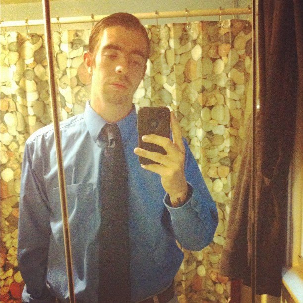 Job interview time…bring it on #me (Taken with Instagram)
