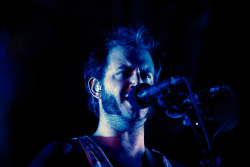 Bon Iver - Michicant live in Ferrara (via Vincos Image - Portraits, Music, Street Photography)