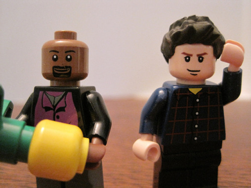 magicheadandpsychman:  Shawn and Gus in lego form…. thank you google images ;)