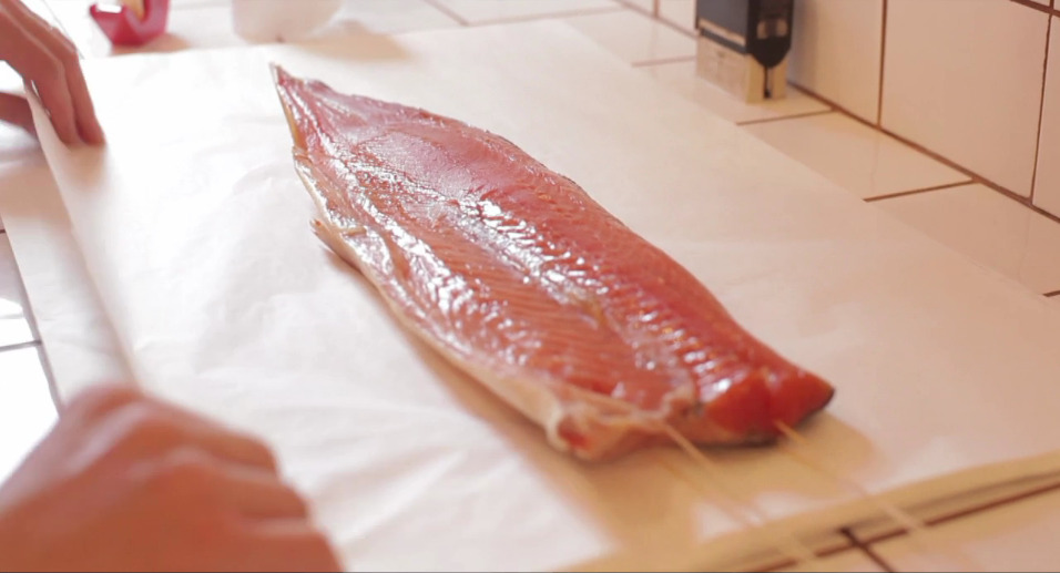 Explore the design-savvy life of a salmon smoker on NOWNESS. There's a Norwegian cabin home to boot