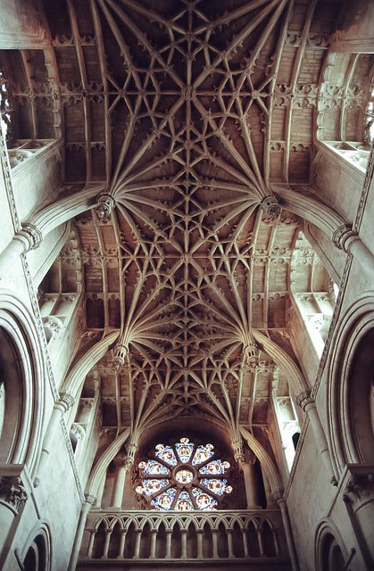 Christ Church College, Oxford by jacqueline.poggi on Flickr.