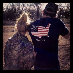 forcountrygirls:  Love don't run, it wont turn away or back down from a fight