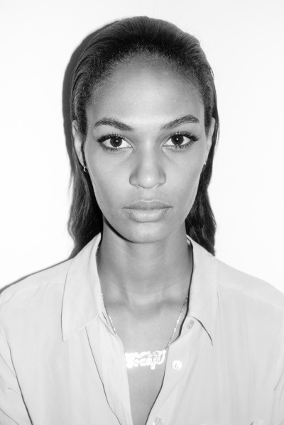 terrysdiary:  Joan Smalls at my studio #2  …!!!