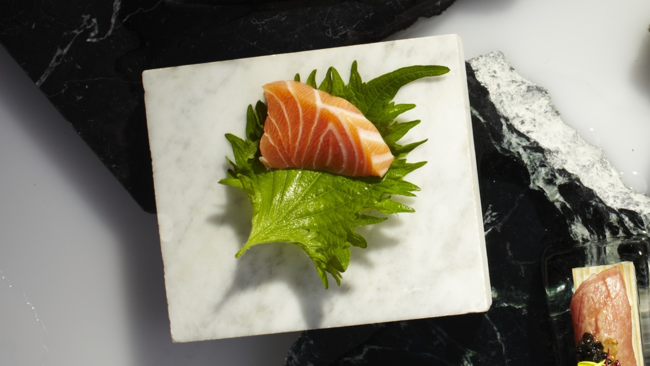 We want sushi. Take a look at filmmaker Thomas Browning's stop-motion animation celebrating Japanese restaurant chain Zuma