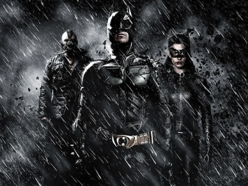 The Dark Knight Rises: Is a worthy final installment to a near perfect trilogy. | Read More