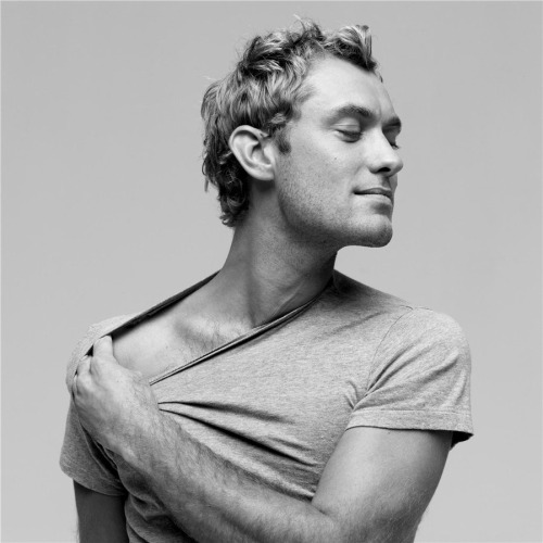 Jude Law by Inez and Vinoodh