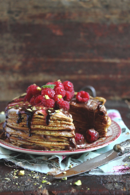 diet-killers:  Pancake Cake (от anna-mavritta)
