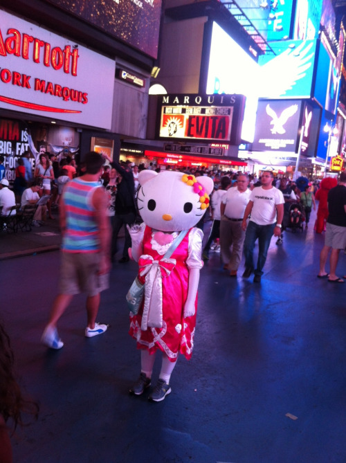Oh, Hello Kitty =]