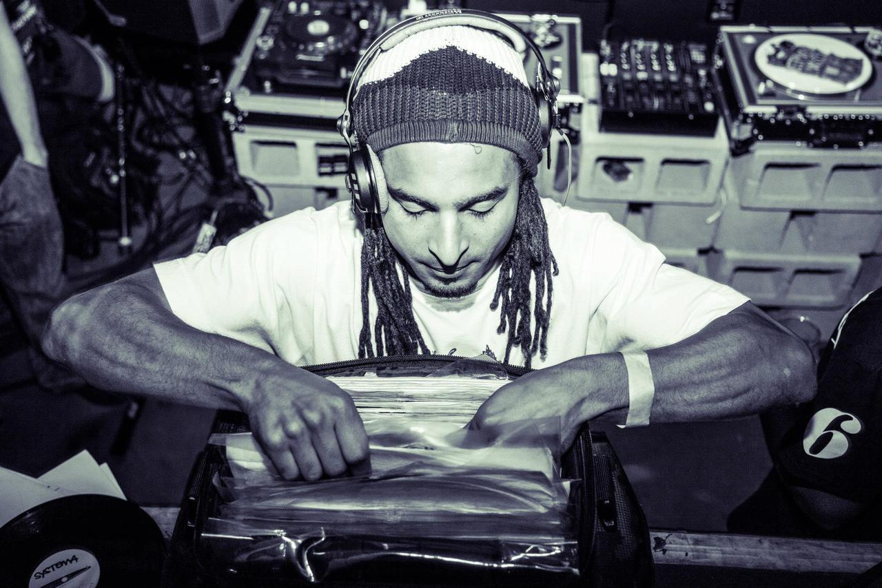 Mala @ Warehouse Live, Houston TX, July 2012