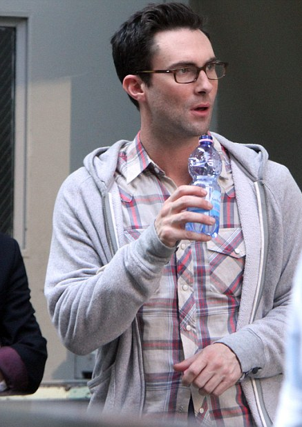 "First Look: Adam Levine IS Alex Watt in ""They're Out of Seltzer: The Alex Watt Story"""