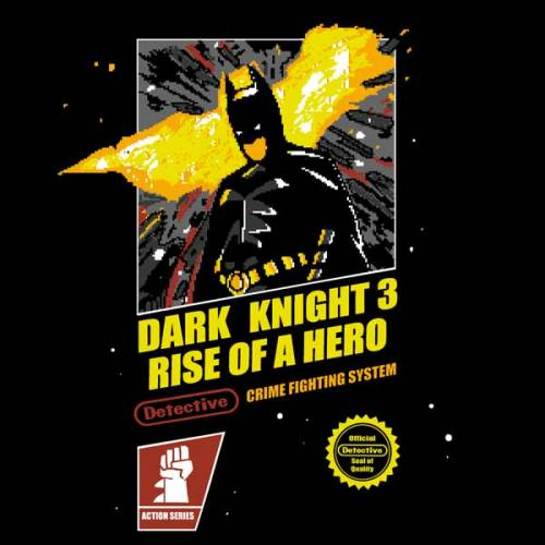 gamefreaksnz:  This will be available as a t shirt on 7/24 at RIPTapparel for just $10