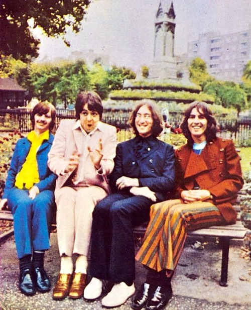 87/100 → The Beatles