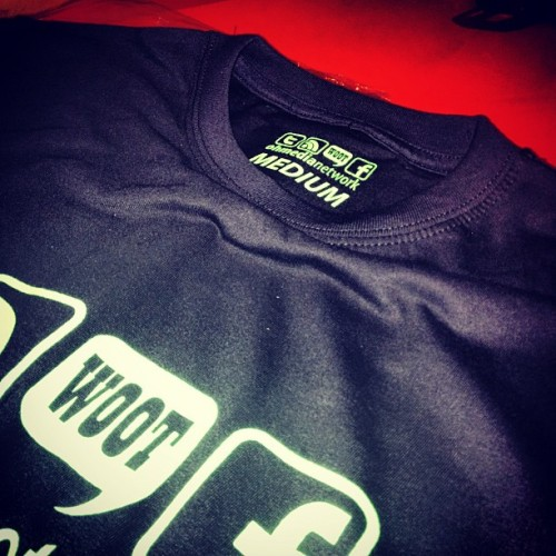 Kini dengan label kami sendiri #ohmedia  (Taken with Instagram at Oh Media Network)