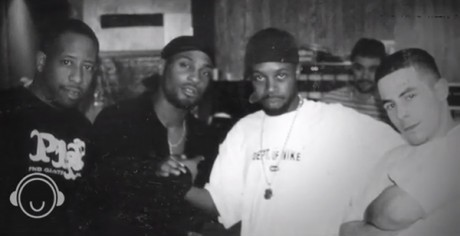 strictlyalright:  DJ Premier, D'Angelo, Dilla, Alchemist.  Yes.