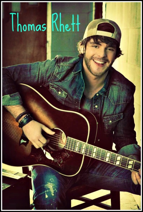 "Thomas Rhett Akins, Jr. (born March 30, 1990) is an American country music singer known by his stage name Thomas Rhett. He is the son of singer-songwriter Rhett Akins. Rhett co-wrote the song ""I Ain't Ready to Quit"" on Jason Aldean's 2010 album My Kinda Party and signed a recording contract with Big Machine Records' Valory Music Group division in 2011. In early 2012, he released his debut single, ""Something to Do with My Hands""."