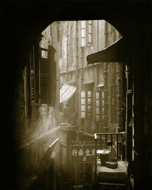 Fan Ho, Hong Kong, 1963