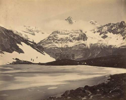 Adolphe Braun, Zermat and Mont Cervin, Switzerland, c. 1863-1865