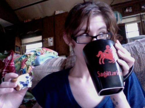 GPOY: I Love My Awesome New Coffee Cup & Blueberry Muffins™ Edition