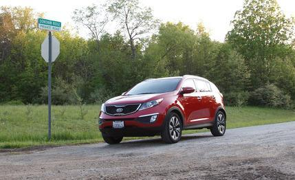2012 Kia Sportage SX AWD Long-Term Intro: We take another crack at a 40,000-mile Sportage SX. via Car and Driver