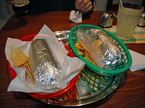Win FREE Burritos for a Year from @benitoschat