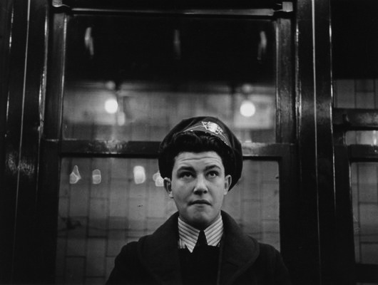 k-a-t-i-e-:  Subway Portraits, 1938-41 Walker Evans