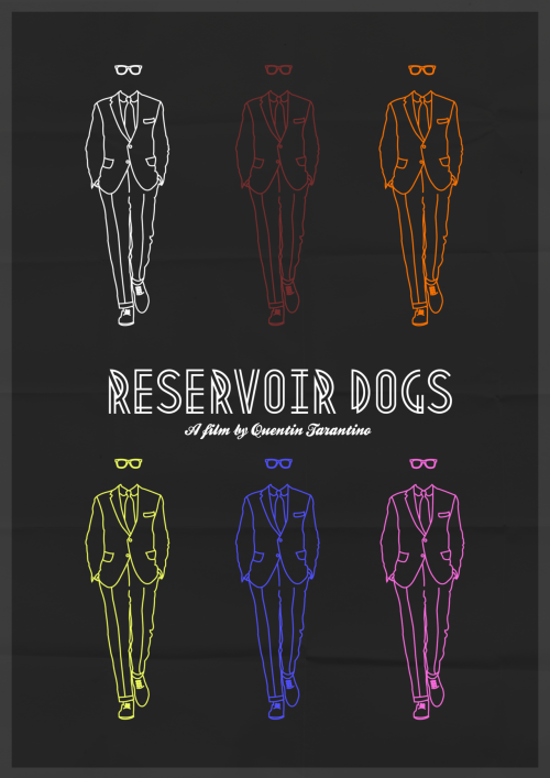 Reservoir Dogs by Faseeh Rehman