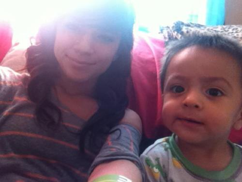 My little cousin c;