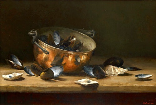 Sarah K. Lamb Oysters, Mussels, and Copper Pot 2010