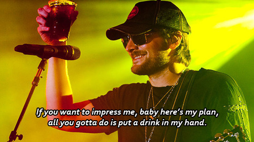 Drink In My Hand — Eric Church
