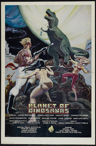 Planet Of The Dinosaurs (1978) WATCH ENTIRE FILM HERE