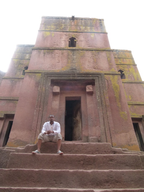 Lalibela- word to the ancient.