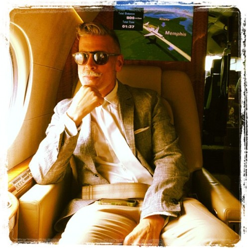 nickelsonwooster:  Commute. (Taken with Instagram)