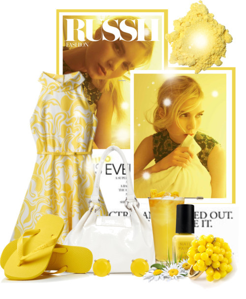 Russh Magazine by queenrachietemplateaddict featuring cluster rings