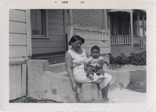 Granny's Baby Boy June 1955 ©WaheedPhotoArchive, 2012