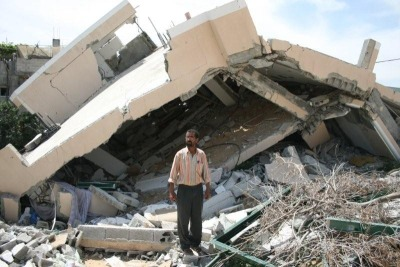 "thepeoplesrecord:  Israel orders demolition of eight Palestinian villages for military training sitesJuly 23, 2012 Israel's Defense Ministry has ordered eight Palestinian villages in the West Bank to be razed, claiming the land is needed for military training. Hundreds of Palestinians are to be displaced despite evidence that the villages have existed since 1830. The residents of the villages, located in the southern region of Hebron, are accused of ""illegal dwelling in a fire zone."" The government said in a memo to the Supreme Court on Sunday that the 1,500-plus residents will be moved to the nearby city of Yatta, Israeli newspaper Haaretz reported. The Defense Ministry has obtained evidence the Palestinians have permanent homes there. Despite the evidence the villages existed well before 1976, the Israeli military views the Hebron Hills as theirs, since the land – like most of the West Bank – is graded Area C, which is under Israel's complete control. The IDF will allow the displaced Palestinians to continue farming the abandoned land and tending cattle on weekends and holidays, when there is no military training. There will also be two monthlong periods allotted to the residents for farming, the memo says. The Israeli Defense Ministry intends to use the land to train its soldiers, which would include firing exercises. This is strictly forbidden in areas where people live nearby, though not on humanitarian grounds. Haaretz says this is not because civilians may get hurt or killed, but because they may spy on the exercises or steal weapons to use for ""terror purposes."" The villages of Majaz, Tabban, Sfaye, Fahit, Halawa, Al Marqaz, Jinba and Kharuba – together with four other locations in the Hebron Hills – have been under threat of demolition since 1999, according to the Association for Human Rights in Israel. An evacuation was halted in 2000 by a court decision after 700 people were evicted. Many Palestinians living there in traditional ""fellaheen"" communities still reside in caves and tents. They fear they haven fallen prey to an intimidation campaign as Israel seeks new lands on which to build settlements. Source  What's maddening about this is its just one example of the extremely vague orders issued by the military and building bureaus whenever houses are condemned to demolition. If you read the orders they never make sense."