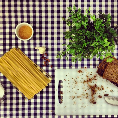 @frankparrish in the #GnamBox kitchen (Scattata con Instagram presso Gnam Box Kitchen)