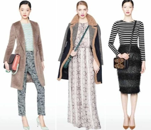 J.Crew's Fall 2012 Lookbook Is A Proper Pick & Mix (Get A First Look!)