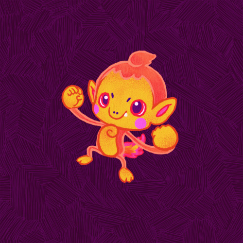 Chimchar.
