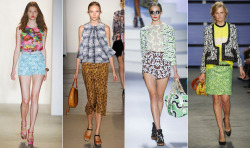 The next Trend Debate is….mixed bold prints. Don't run away just yet, I know it's a trend that a lot of people are scared to dip their foot in but give it a chance! When worn right, we think it looks appropriate for a fun night out or an appropriate outfit for the office. It's not for everyone though! What do you think? Is it too bold or just right?