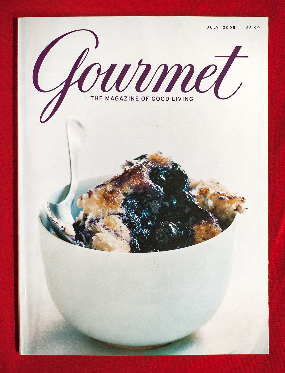 Gourmet: July 2005
