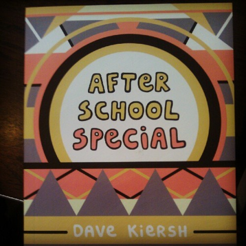 missioncomics:  New book just arrived from @DaveKiersh! (Taken with Instagram at Mission: Comics & Art)