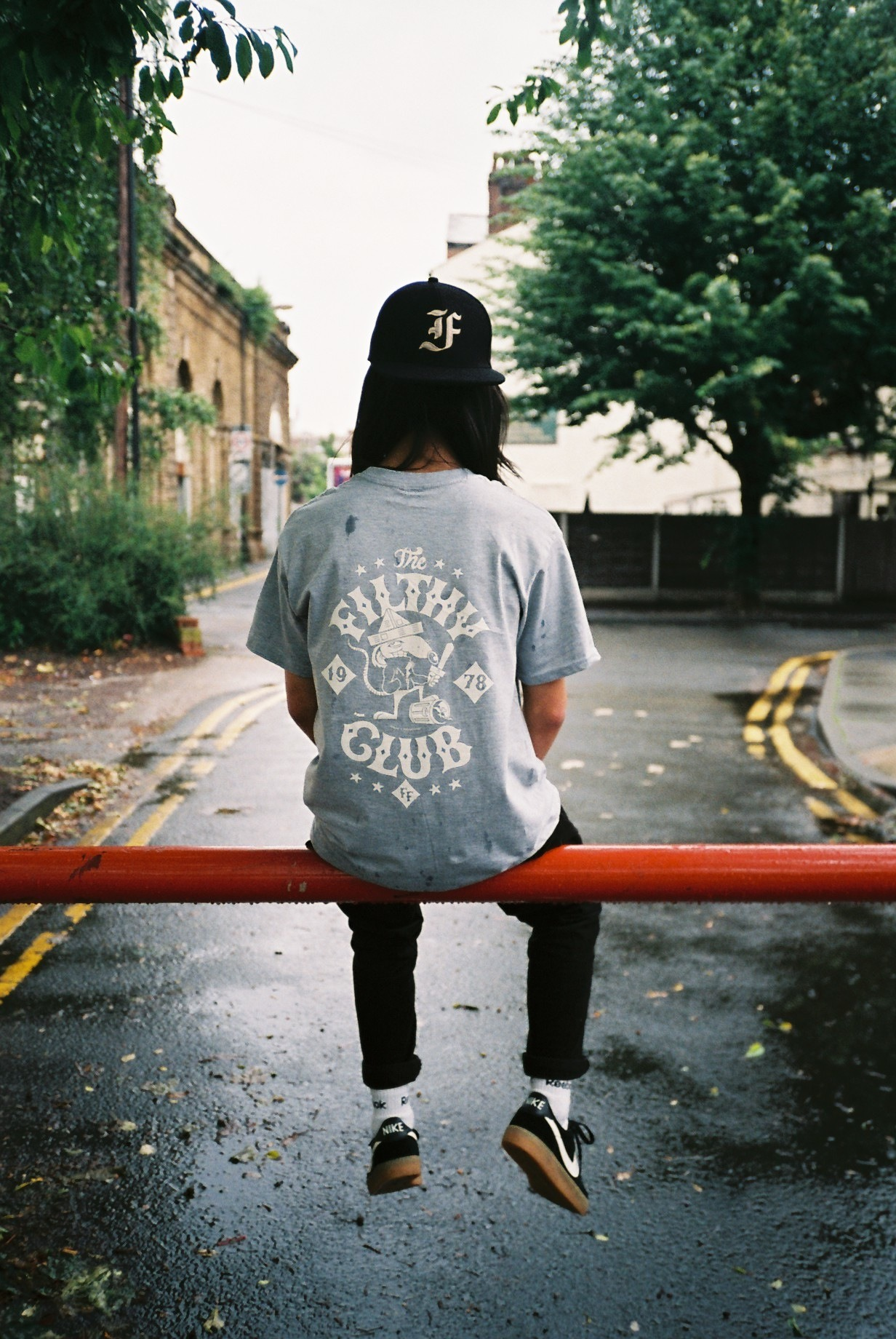 joshuagordonphotography:  Fergus in The Filthy Club tee from FF201201.