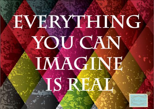 Everything you can imagine is real. Sigam-nos no / Follow us on Facebook