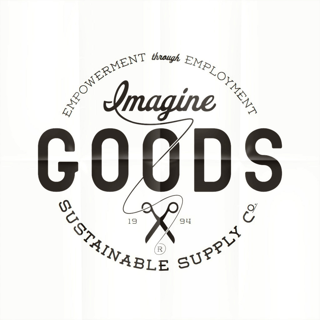 Imagine Goods logo project… evolving… in progress.