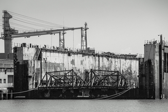 Old Waterfront Decay on Flickr.Via Flickr: cpleblow Near China Basin Waterfront, San Francisco.