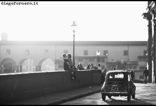 sunset in florence II - BW by destino2003 (diegofornero.it) on Flickr.
