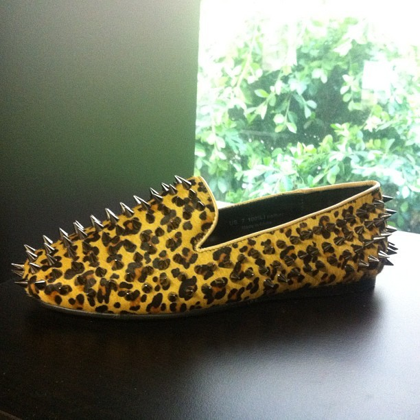 Take a walk on the wild side (Taken with Instagram at www.nastygal.com)
